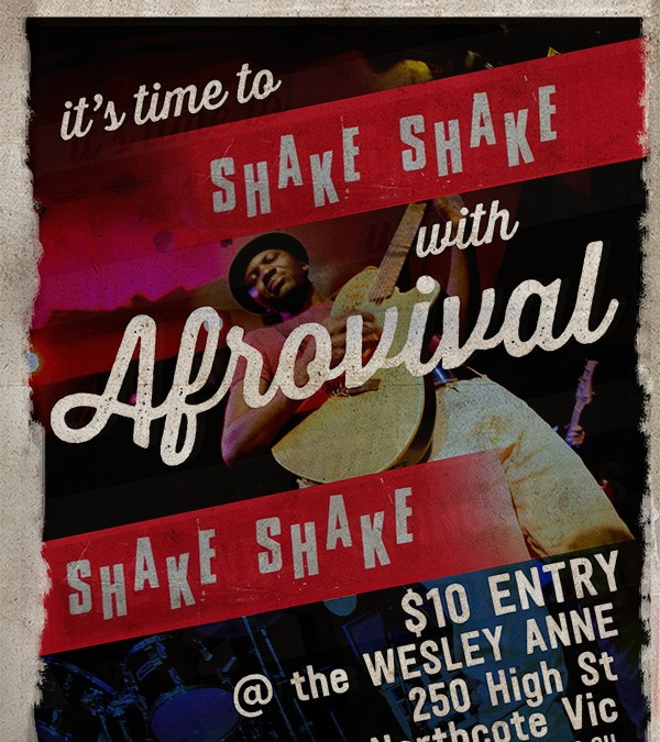 Afrovival at The Wesley Anne